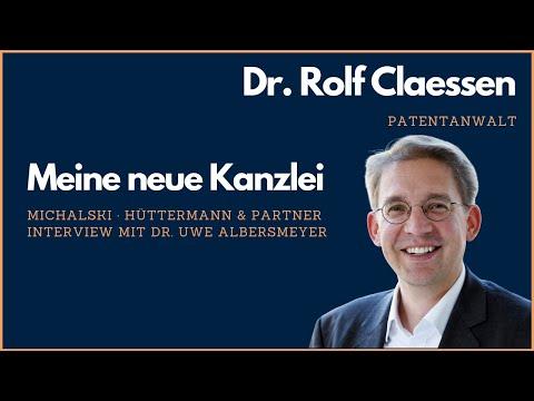 Vorstellung meiner neuen Kanzlei Michalski · Hüttermann & Partner